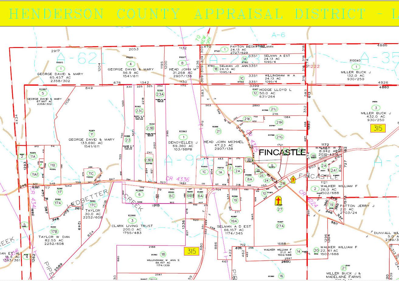 Grandad S Farm Locating Mclane Land In Henderson County Texas